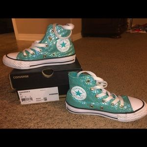 Converse Chuck Taylor all star high tops kids
